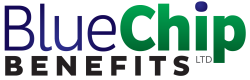 logo of blue chip benefits ltd